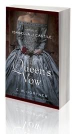 The Queen's Vow -- C.W. Gortner